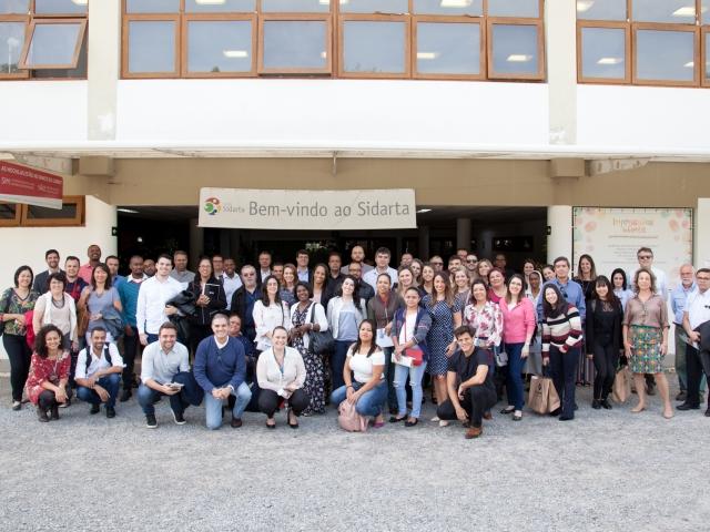 Colégio Sidarta sedia Fórum RL de Escolas