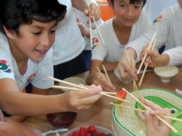 Ampliar possibilidades por meio do ensino de línguas