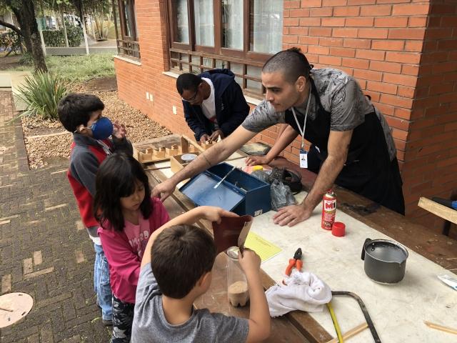 Colégio Sidarta promove encontros por meio do Programa Portas Abertas