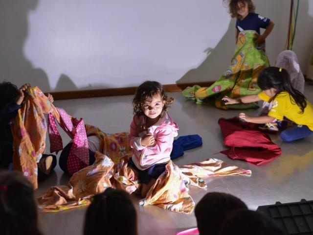 Da Fantasia ao figurino: o percurso do teatro na escola
