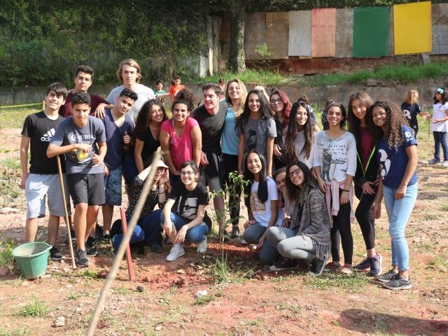 Quintal Pomar: por árvores mais abundantes no Sidarta