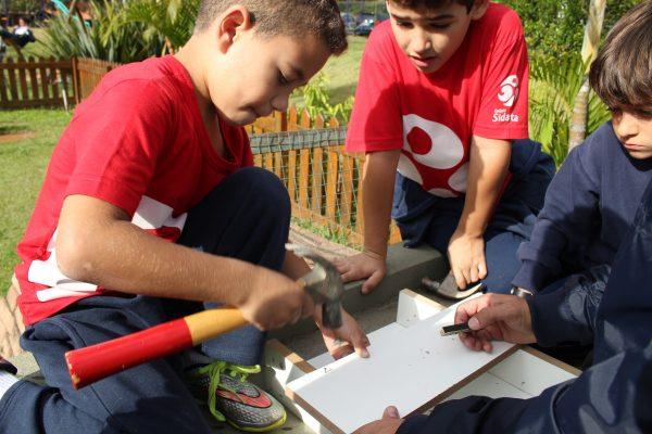 Promover a integração de crianças de idades diferentes